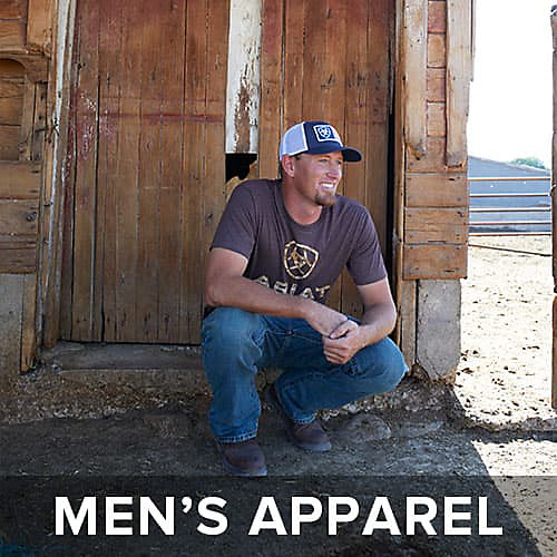 Ariat Men's Apparel - Tractor Supply Co.