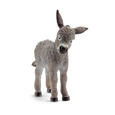 Schleich Donkey Foal Figure
