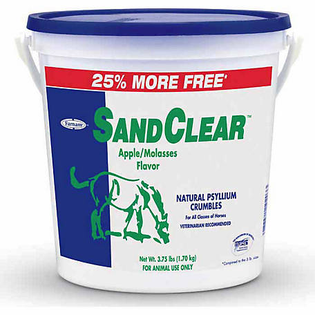 Sand Clear, 3.75 lb.
