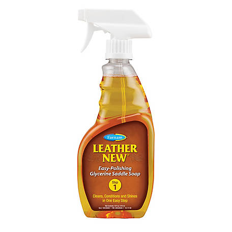 Farnam Leather New Glycerine Saddle Soap, 16 oz.