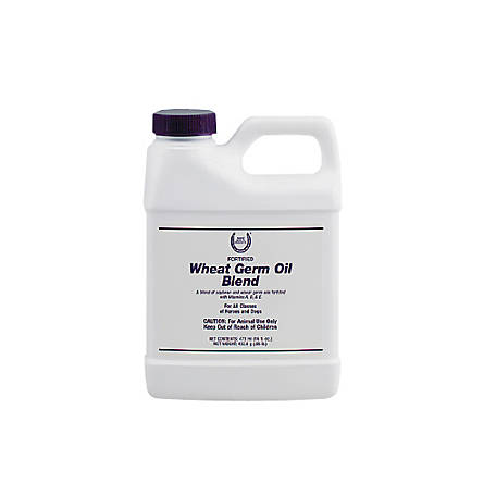 Horse Health Fortified Wheat Germ Oil Blend, 1 gal.