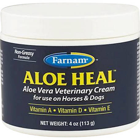 Farnam Aloe Heal Veterinary Horse Cream, 4 oz.