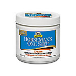 Absorbine Horseman's One Step Cream Leather Cleaner and Conditioner
