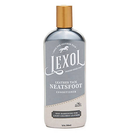 Lexol Leather NeatsFoot Conditioner, 1/2L