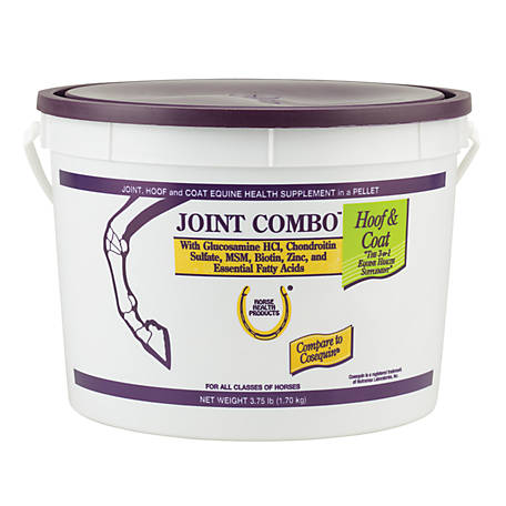 Horse Health Joint Combo Hoof & Coat Pellets, 3-3/4 lb.