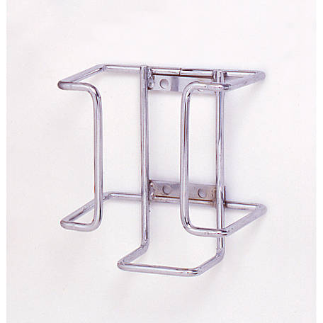 Tough-1 Deluxe Chrome Salt Block Holder