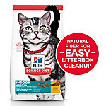 Hill's Science Diet Adult Indoor Cat Food, 7 lb.