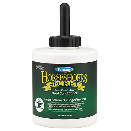 Farnam Horseshoer's Secret Deep-Penetrating Hoof Conditioner, 32 oz.