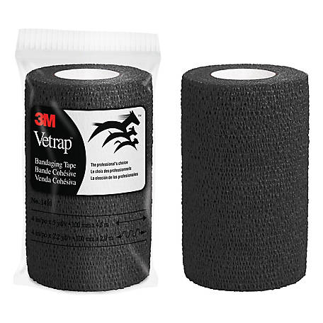 3M Vet Bandaging Tape, 4 in. x 5 yd.