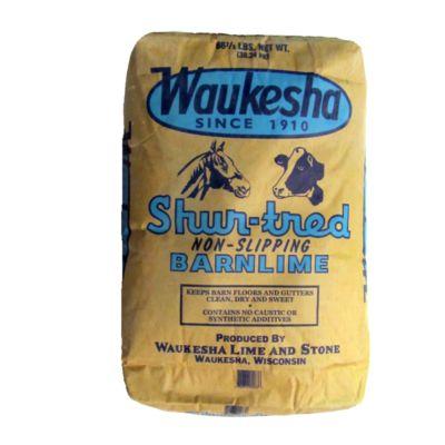 Buy Waukesha Lime Barnlime; 50 lb. Bag Online