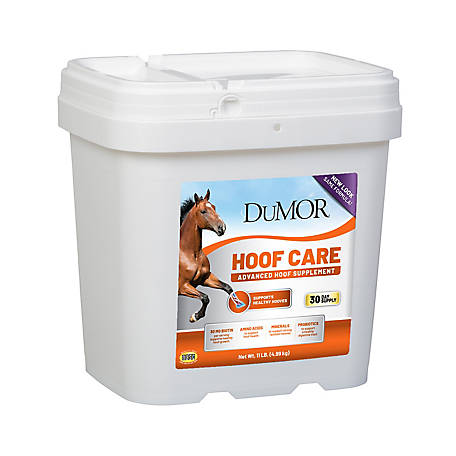 DuMOR Hoof Care Advanced Hoof Supplement, 11 lb., 24728