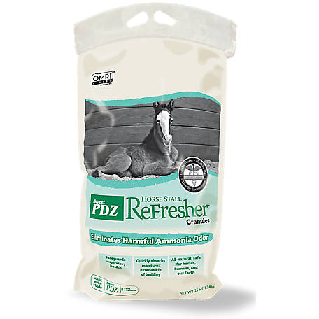 Sweet PDZ Stall Refresher, 25 lb., 260