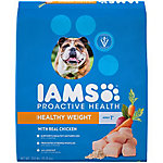 Iams Proactive Health Adult Optimal Weight Dry Dog Food, 29.1 lb. Bag