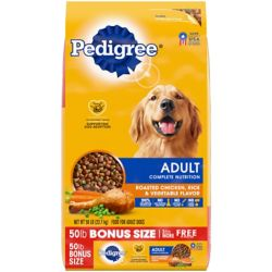 Shop Pedigree 50 lb. Adult Dog Food at Tractor Supply Co.