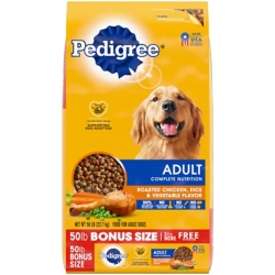 50 lb. Bonus Bag Pedigree Dry Dog Food - Tractor Supply Co.