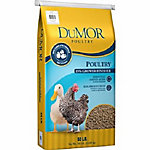 DuMOR Poultry Grower/Finisher 15% Feed, 50 lb.