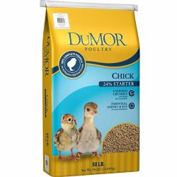 Shop 50 lb. DuMOR Poultry Feed at Tractor Supply Co.
