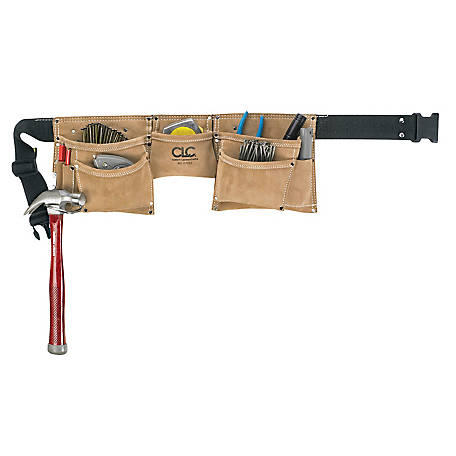 CLC 8 Pocket Heavy-Duty Work Apron