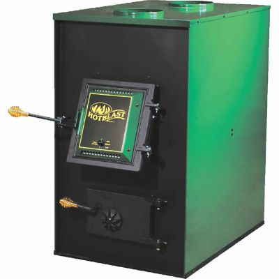United States Stove Hot Blast Warm Air Furnace 2 500 Sq
