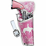 Parris Western Girl Holster Set, 8.5 in. L, #250C