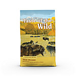 Taste of the Wild High Prairie Canine Formula with Roasted Bison & Roasted Venison Dog Food, 15 lb. Bag