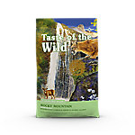 Taste of the Wild Rocky Mountain Feline Formula with Roasted Venison & Smoked Salmon, 15 lb. Bag