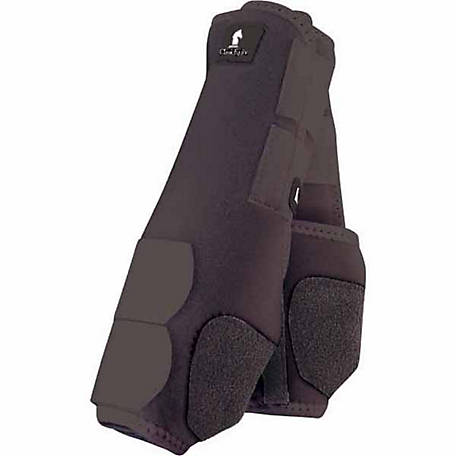 Classic Equine Support Boot, Front, Pack of 2