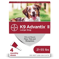Shop Advantix II for Dogs at Tractor Supply Co.