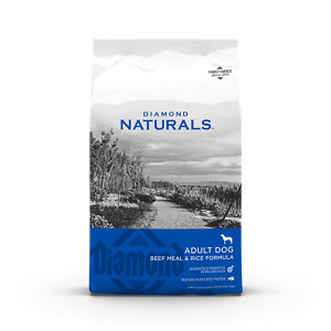 Diamond Naturals Beef And Rice Review