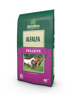 Shop 40 lb. Standlee Premium Alfalfa Pellets at Tractor Supply Co.