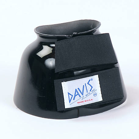 Davis Bell Boot with Velcro Pair Med, 003-MED