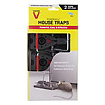 Victor Power Kill Mouse Trap, Pack of 2, M142S