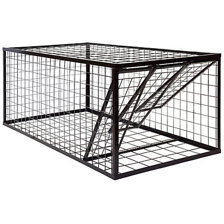 Voorhies Outdoor Products 4 ft. x 8 ft. Hog Trap