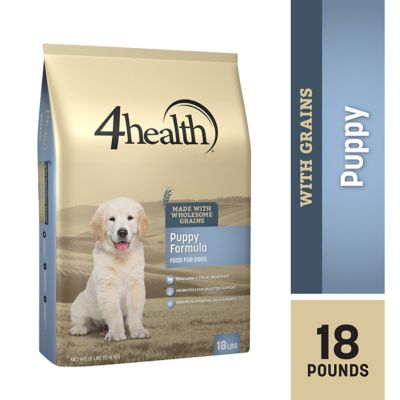 4health Puppy Food >> 4health Original Puppy Formula Dog Food 18 Lb Bag At Tractor Supply Co