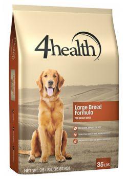 Shop 35 lb. 4health Original Dog Food at Tractor Supply Co.