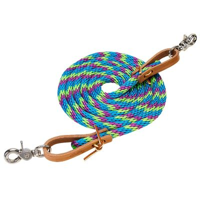 Buy Weaver Leather Poly Roper Rein; 3/8 in. x 8 ft. Online