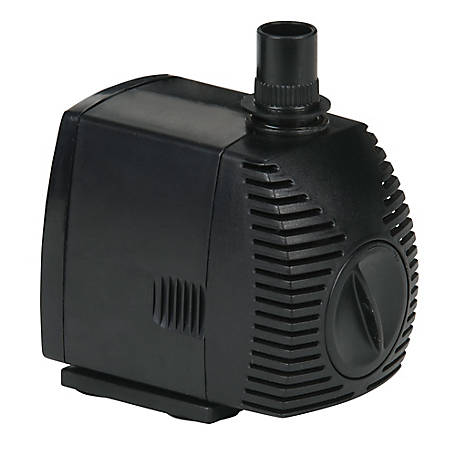 Little Giant Multipurpose Water Feature Pump, 380GPH, 566718