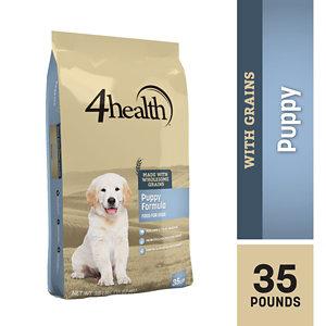 4health Puppy Food Feeding Guide Food