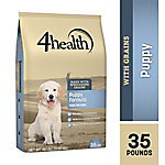 4health Puppy Formula Dog Food, 35 lb. Bag