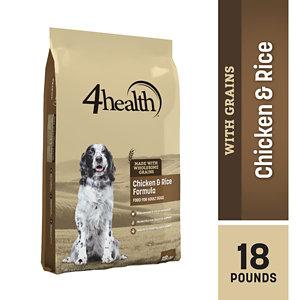 4health chicken rice formula adult dog food 18 lb bag at tractor 4health chicken rice formula adult dog food 18 lb bag forumfinder Image collections