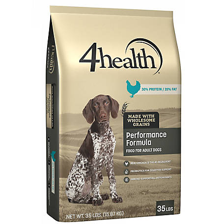 4health Original Performance Dog Food, 35 lb. Bag
