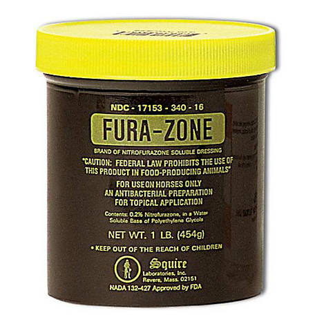 Ideal Animal Health Fura-Zone 0.2% Nitrofurazone Ointment
