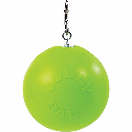 Horsemen's Pride Jolly Stall Snack with 8 in. Jolly Ball