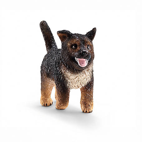 Schleich German Shepherd Puppy Figurine