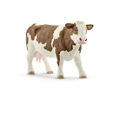Buy Schleich Simmental Cow Figure Online