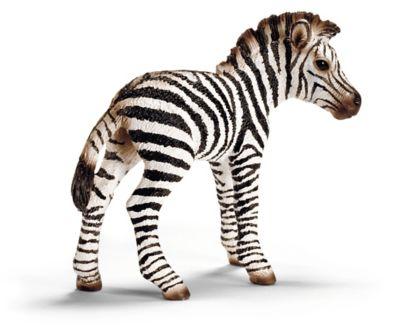 Buy Schleich Zebra Foal Figure Online