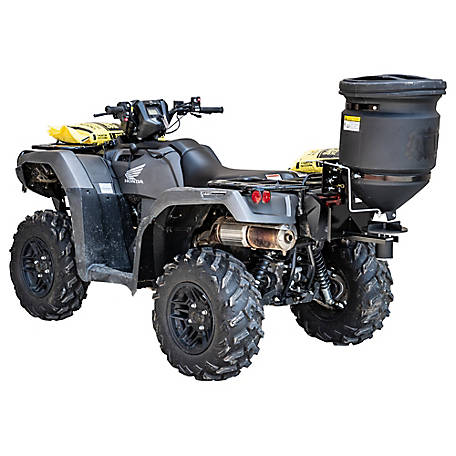 Buyers Products Company Vertical Mount ATV All-Purpose Spreader, 15 gal., ATVS15A