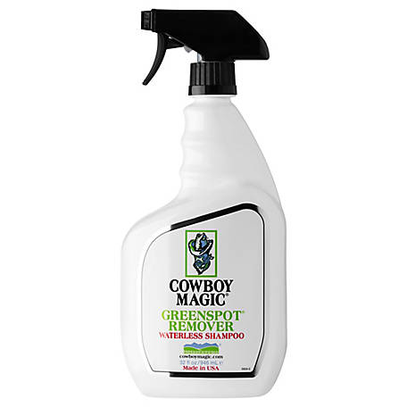 Cowboy Magic Greenspot Remover, 320406