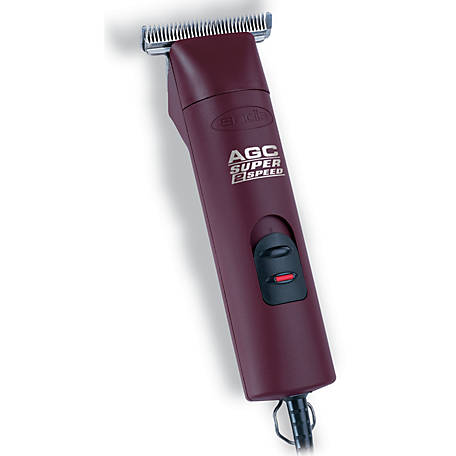 Andis Super 2 Speed Clipper with T-84 Blade Set