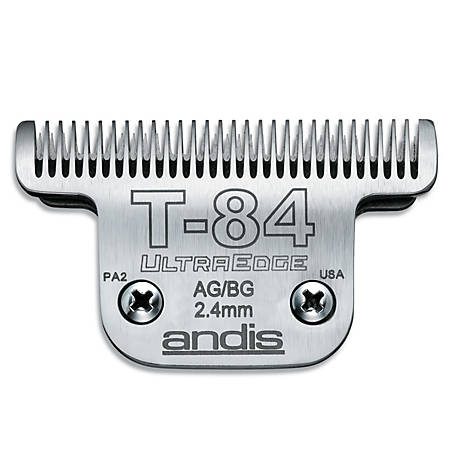 Andis 21641 UltraEdge T-84 Blade, 0.74 in. L, 0.2 lbs.